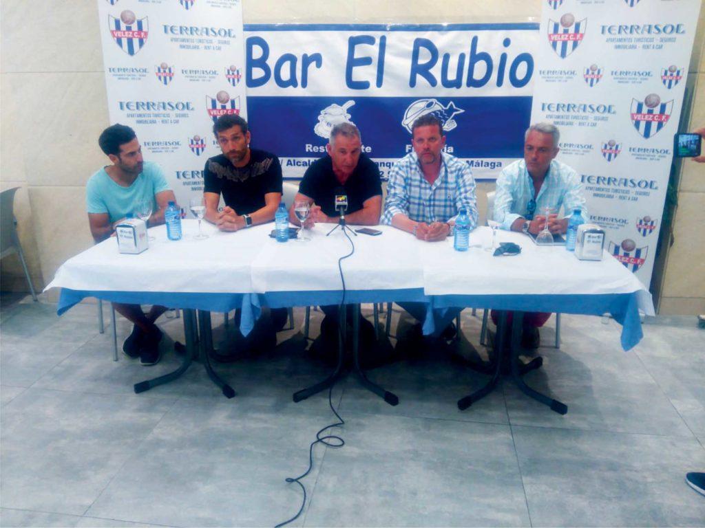 Nuevo proyecto para el Vélez CF
