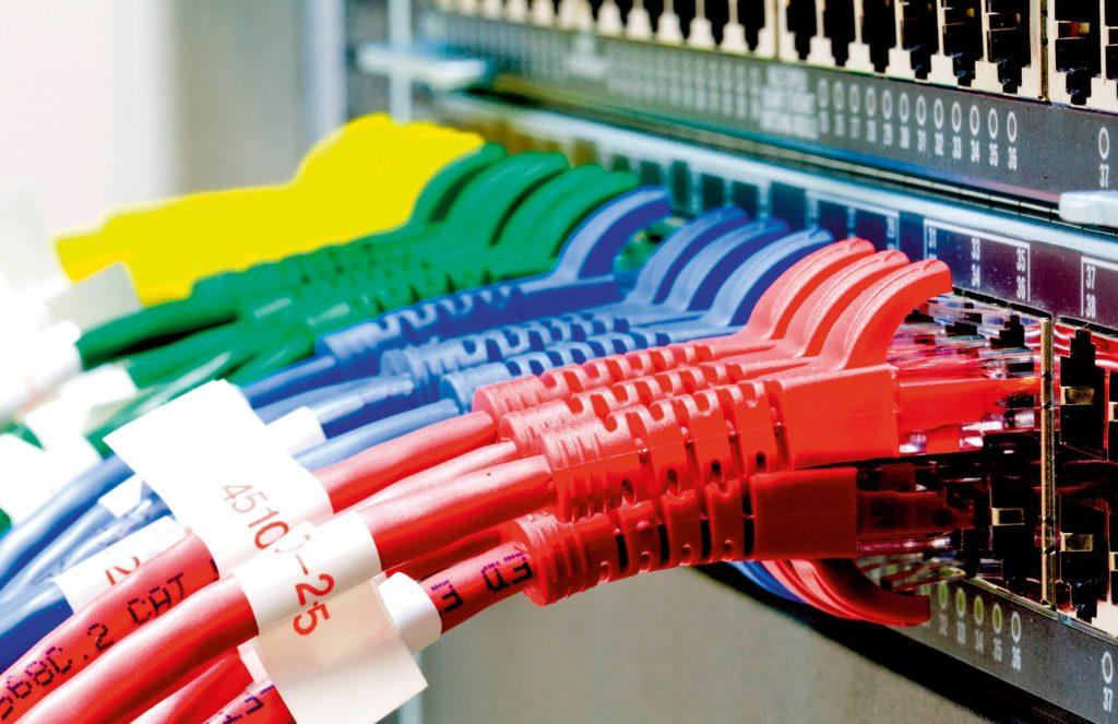 Protocolos (II): Red Local Ethernet