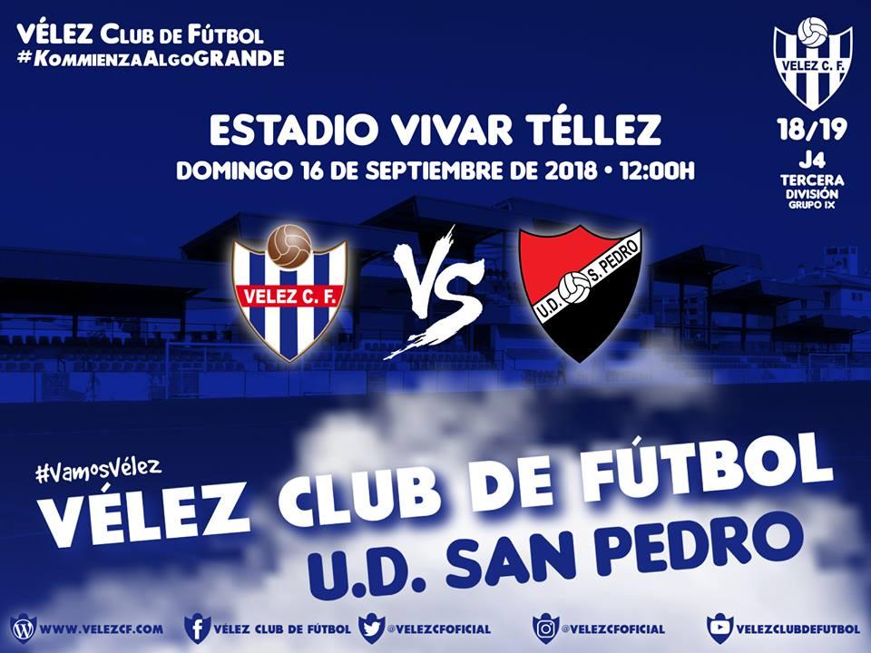 PREVIA | Vélez CF vs UD San Pedro
