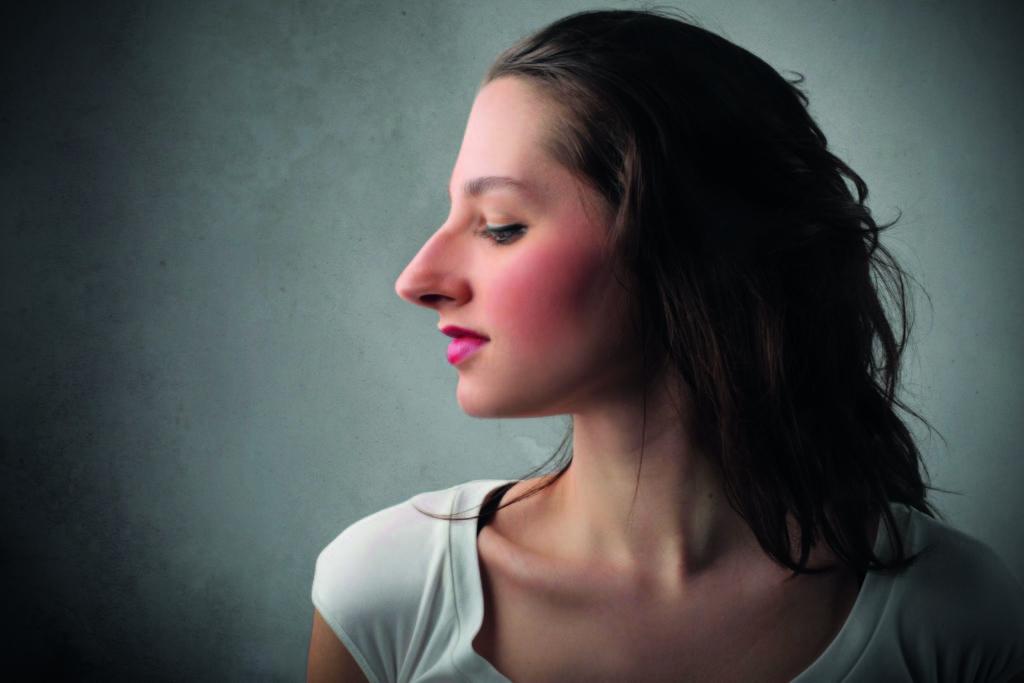 Reducción de la función olfativa