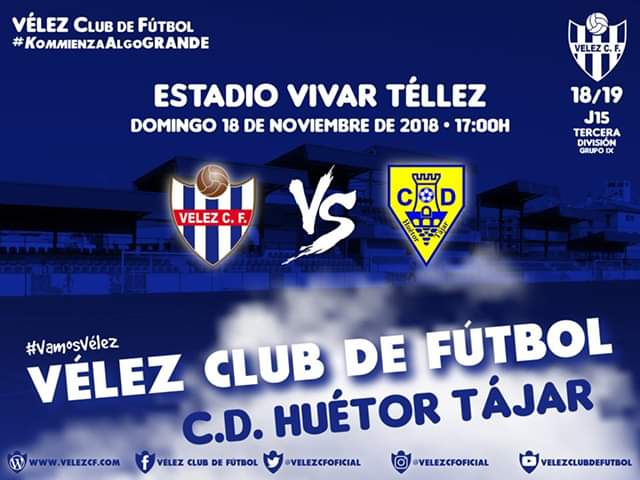 PREVIA | Vélez CF vs CD Huétor Tájar