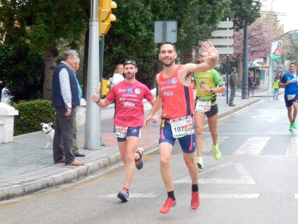 La Media Maratón de Vélez-Málaga repite triunfadores