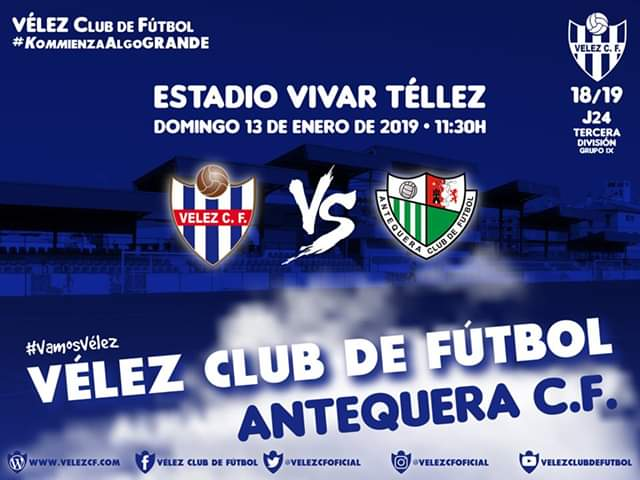 PREVIA | Vélez CF vs Antequera CF