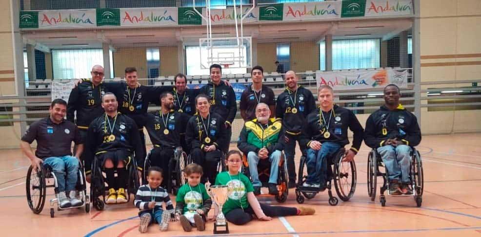 Novena Copa de Andalucía para AMIVEL
